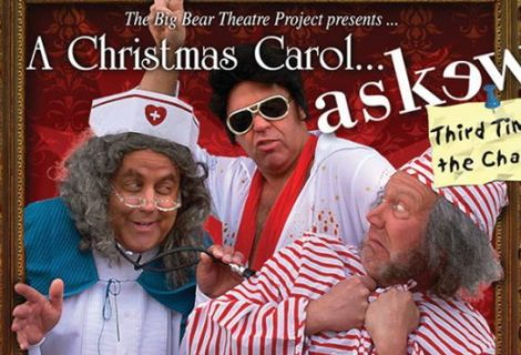 """A Christmas Carol Askew … 3rd Time's The Charm!"""