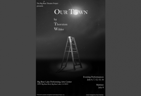 """Our Town"" — Open Auditions"